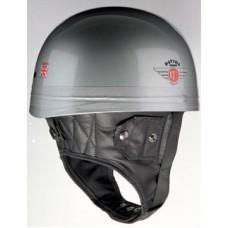 Gloss Silver 60102 - Davida Classic Helmet
