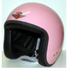 Gloss Pink  24108 - Davida Classic Jet Helmet