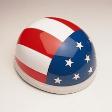 Gloss Captain America 60531 - Davida Classic Helmet
